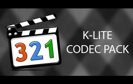 K-Lite Codec Pack Media Player Download