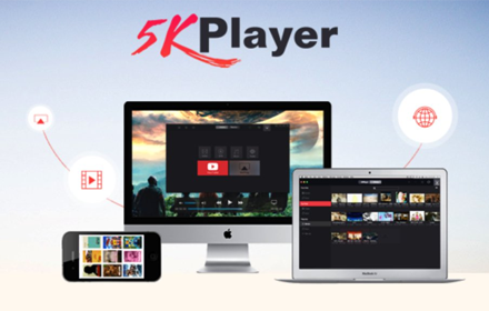 5KPlayer Media Player Download