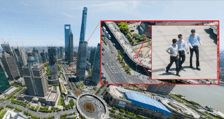 China Develops a 500 MP City Camera