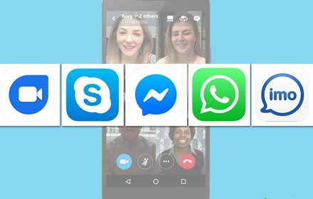 Top 5 Video Calling Apps