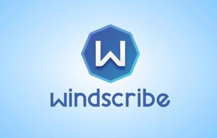 Windscribe (Download): The best free VPN program