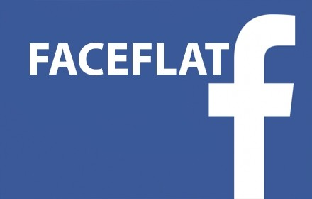 Facebook Flat Extension For Chrome