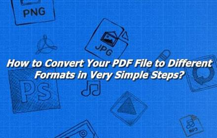 How to Convert Your PDF