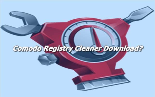 Comodo Registry Cleaner Download