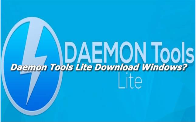 Daemon Tools Lite Download Windows