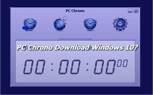 PC Chrono Download Windows 10