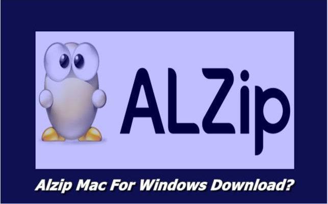 Alzip Mac For Windows Download