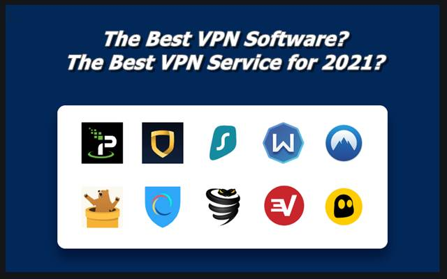 The Best VPN Software