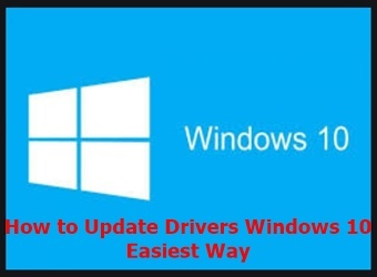 Update Drivers Windows 10